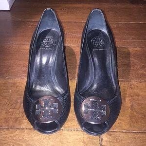 Tory Burch wedged heel